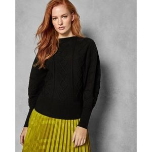 NWOT Ted Baker London Sulsai Knitted Sweater
